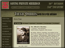Saving Private Sheridan